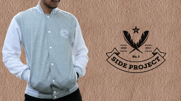 Side Project, Clothing Distro Bandung