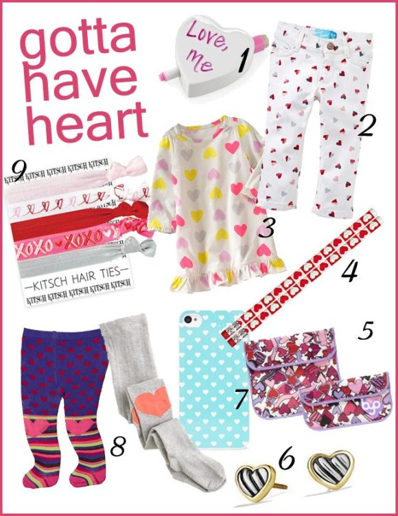 Valentine's Day Gift Ideas for Girls | AFancyGirlMust.com