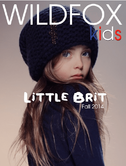 WILDFOX KIDS FALL 2014 COLLECTION | AFancyGirlMust.com
