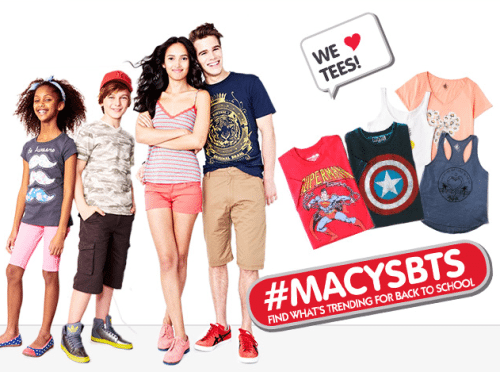 Macy's & Radio Disney for Back-To-School Event | AFancyGirlMust.com