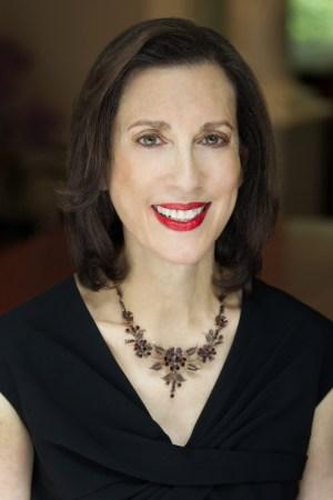 Jane Gershon Weitzman, author of Art & Sole