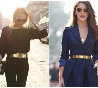 Friday Fresh Picks: 10 Ways to Add Gold to Your Look   AFancyGirlMust.com