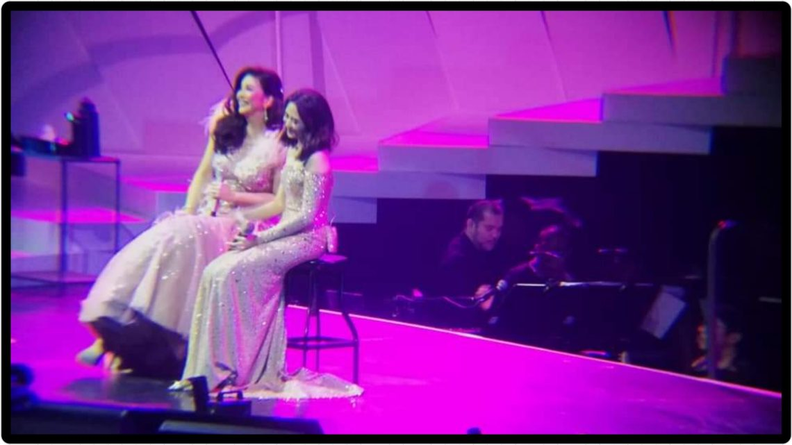 "REGINE VELASQUEZ和SARAH GERONIMO:""UNIFIED"""