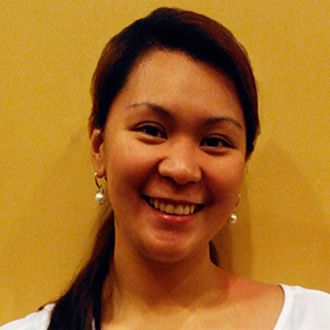 Leah Dela Cruz of Union Bank of the Philippines