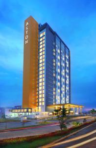 aston banua hotel convention center