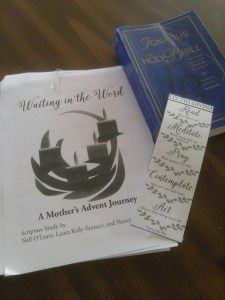 waiting in the word