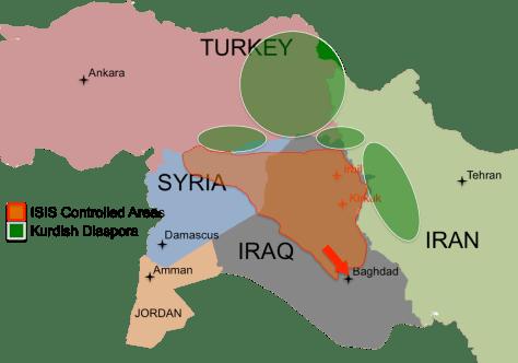 Strategic Mosul