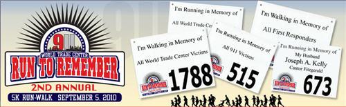 World Trade Center Run To Remember