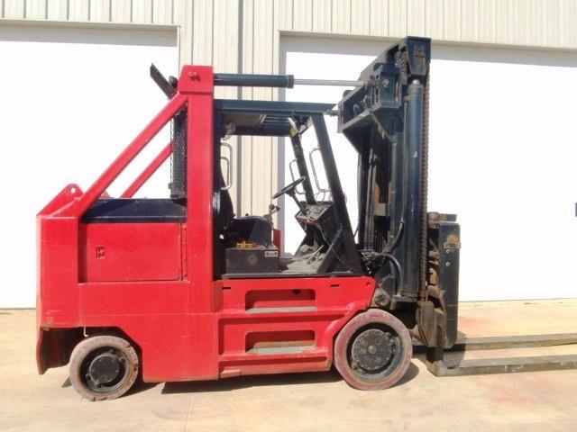 25000lb Taylor Forklift Fork Truck pic 1