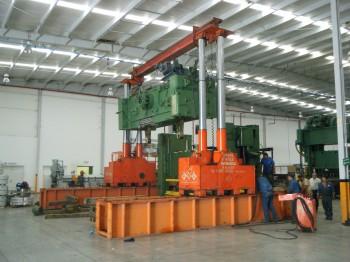 250 Ton Riggers Manufacturing Gantry 2