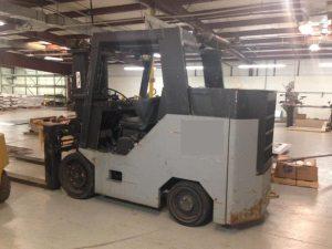 25,000lb. Erickson Forklift 1