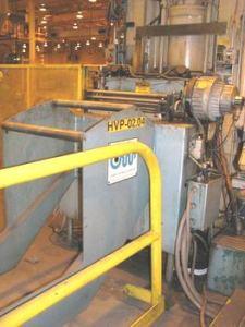 10,000lb. Capacity CWP Straightener Servo Feedline For Sale (2)