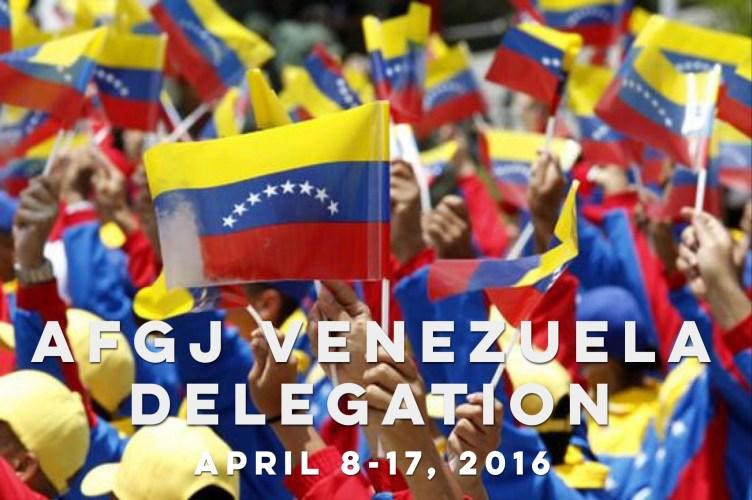 ven delegation 2015