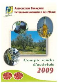 Rapport d'activité AFIDOL 2009