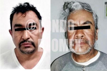 Los delincuentes exigían 300 pesos para dejarlos trabajar.