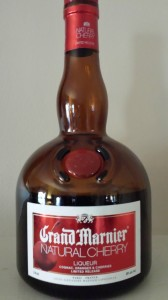 Grand Marnier's Cherry Liqueur (Photo Credit: Adroit Ideals)