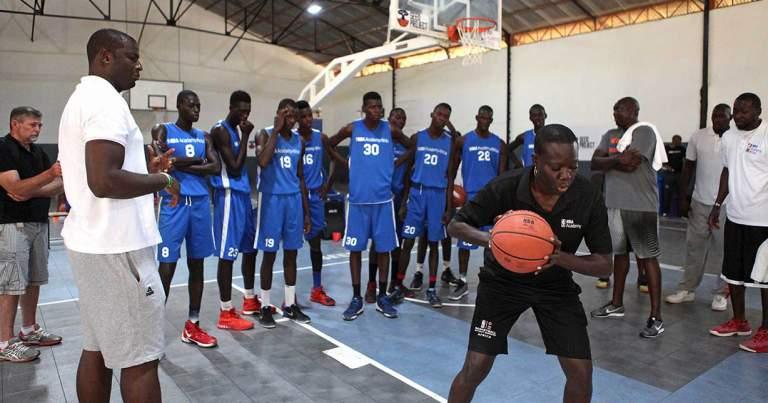 """アフリカでエリート選手を育成!バスケの強豪国セネガルに""""NBAアカデミー""""がオープン!"""