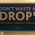 南アフリカが緊急事態!ダムが枯渇寸前で、ケープタウンの水不足が深刻なことに!