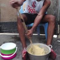 コンゴ民主で日常的に食べる代表的な家庭料理をご紹介!~フフ、ポンドゥ、ンバンガ~