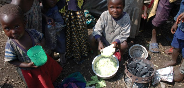 Fifty-eight million children in Africa too short for their age