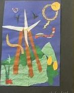 Giffen Memorial Elementary School, Albany, NY  The Boy Who Harnessed the Wind illustrated by Liz Zunon