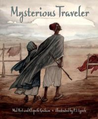 Mysterious Traveler Book Cover