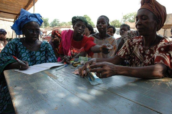 african women profit