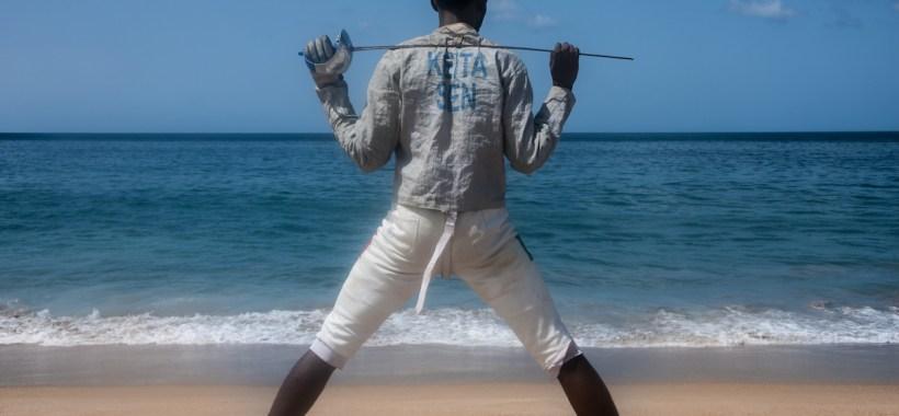 Campione di scherma, Mamadou Keita