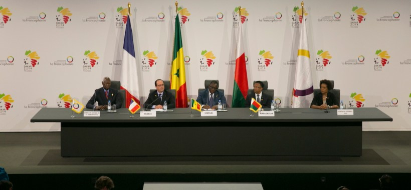 Summit dell'Organizzazione Internazionale della Francofonia
