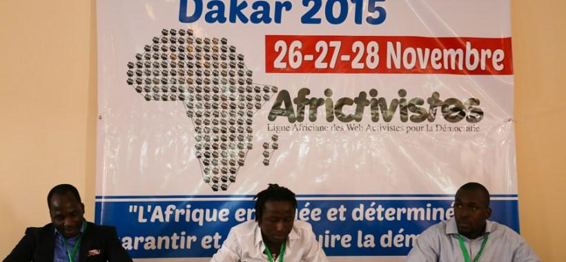 summit Africtivistes