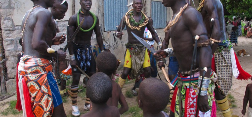 Danze a Oussouye