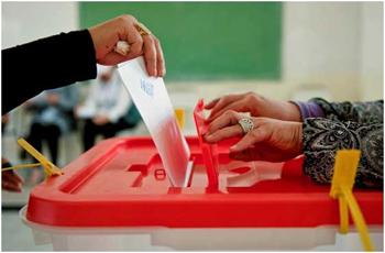 Les échéances électorales en Tunisie sont une première