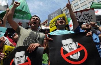 L'escalade  contre le régime de Bachar Al-Assad s'annonce  de manière claire. Le ministre américain de la Défense Chuck Hagel parle de plusieurs options à l'étude en riposte à l'utilisation de l'arme chimique par le régime syrien à Al-Ghouta orientale