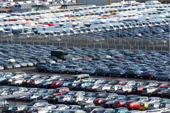 45 mille nouvelles voitures seront importées d'ici la fin du mois d'avril 2014