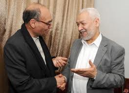 Une source à la présidence de la République a confirmé que le chef du mouvement Ennahdha