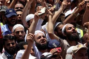 Un collectif d'associations islamistes a organisé
