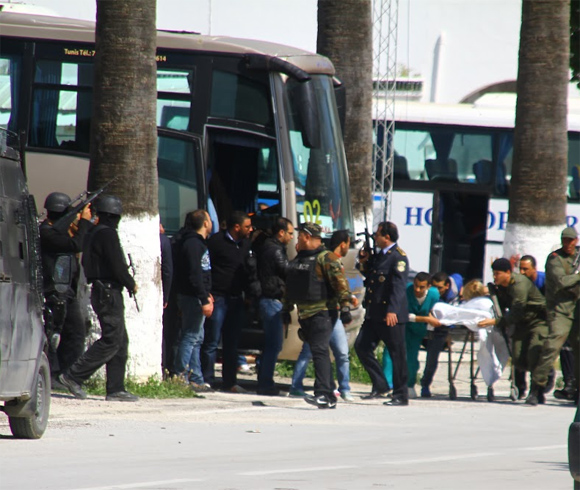 Le bilan de l'attentat contre le musée du Bardo est de 22 tués