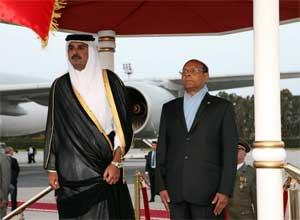 «Lors de sa visite en Tunisie