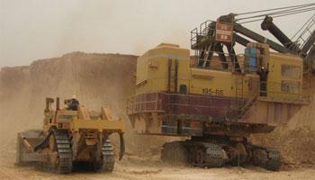 Les quantités de phosphate produites et commercialisées par la Compagnie des phosphates de Gafsa (CPG)