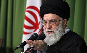 Le guide suprême de la révolution iranienne