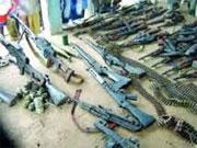 Les services de la sécurité algérienne relevant de la région du Taref