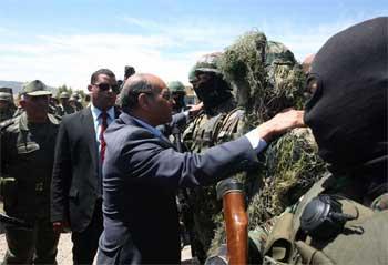 Les développements de la semaine dernière liés à l'arrestation de plusieurs cellules terroristes et à la mort des 3 martyrs de l'Armée à Chaâmbi
