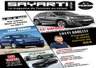 La presse spécialisée tunisienne vient de s'enrichir d'un nouveau titre intitulé «Sayarti». Spécialisé dans le secteur de l'automobile en Tunisie