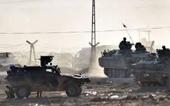 La coalition conduite par les Etats-Unis a mené treize frappes aériennes contre l'Etat islamique à proximité de Kobani