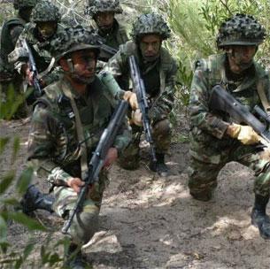 Les unités spéciales de la lutte contre le terrorisme ont réussi à démanteler l'un des réseaux qui s'apprêtait à exécuter des opérations terroristes et des assassinats politiques