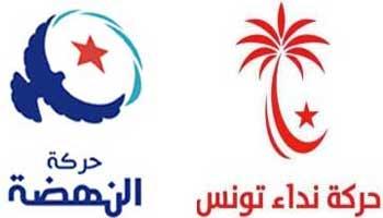 Le mouvement Ennahdha et le parti Nida Tounès ont officiellement refusé de désigner des candidats pour la présidence du gouvernement