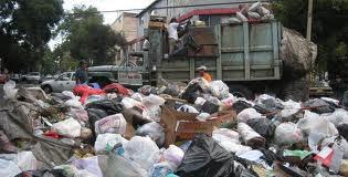 Sur 120 mille tonnes d'ordures ménagères