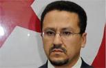 Le ministre des Domaines de l'Etat et des Affaires foncières