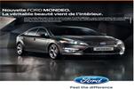La Nouvelle Ford Mondeo 1.6 essence Ecoboost est disponible