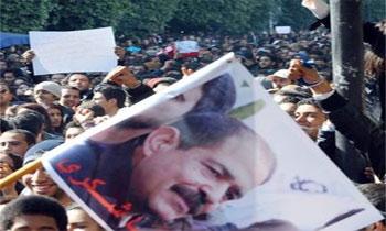 Dans la foulée de l'annonce par le ministère de l'Intérieur de la mort de Kamel Ghadhghadhi
